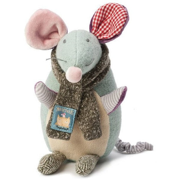 Ragtales - Ragtag Little Tweedie Mouse, , Toys, Ragtales, Carry Them Close