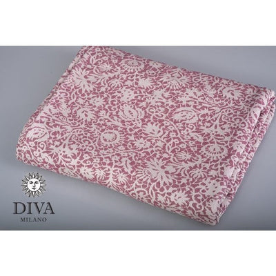 Diva Milano - Diva Milano Ring Sling Veneziano (with Hemp) - Antico, , Ring Sling, Diva Milano, Carry Them Close  - 2