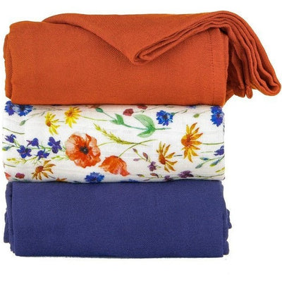 Tula Blanket - Vintage (Single Orange Blanket) - Baby Blankets - Tula - Afterpay - Zippay Carry Them Close