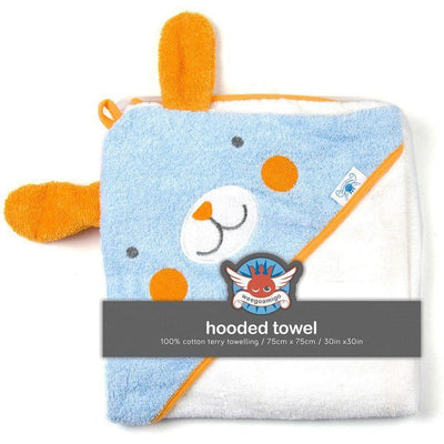 Weegoamigo Hooded Towel - Bunny - Bath - Weegoamigo - Afterpay - Zippay Carry Them Close