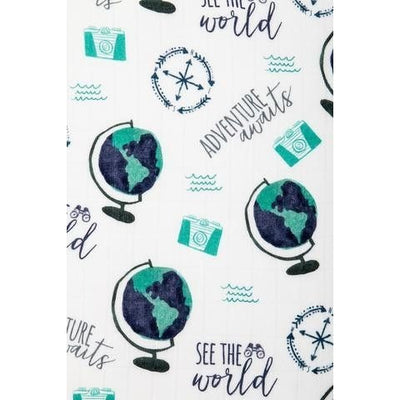 Tula Blanket - Wanderlust Set, , Baby Blankets, Tula, Carry Them Close  - 4
