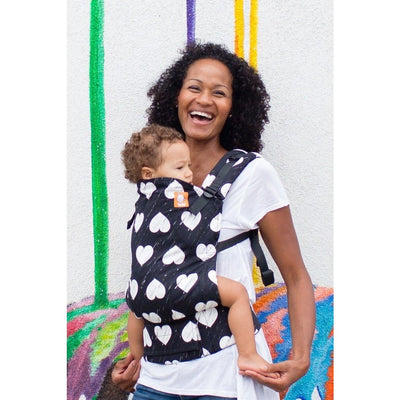 Tula Toddler Carrier - Wild Hearts (Limited Edition) - Toddler Carrier - Tula - Afterpay - Zippay Carry Them Close