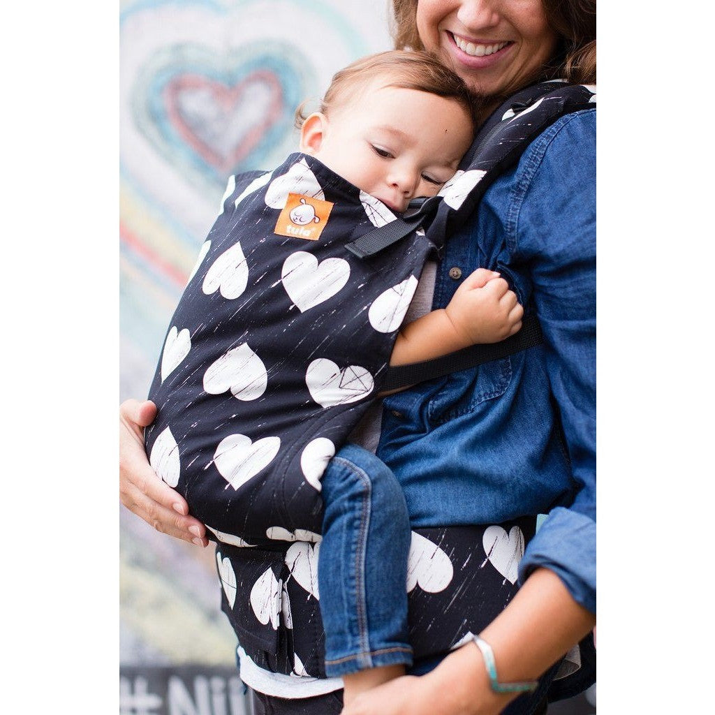 Tula Baby Carrier Standard - Wild Hearts (Limited Edition) - Baby Carrier - Tula - Carry Them Close