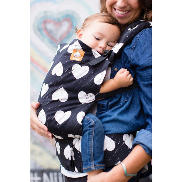 Tula Baby Carrier Standard - Wild Hearts (Limited Edition)