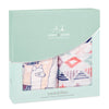 Aden and Anais - Swaddle - Trail Blooms (2 set)