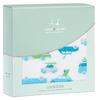 Aden and Anais - Classic Muslin Swaddle - Chasing Waves