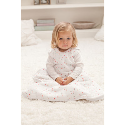 Aden and Anais - Cozy plus sleeping bag 2.5 TOG (make believe starburst) - Baby Sleeping Bags - Aden and Anais - Carry Them Close