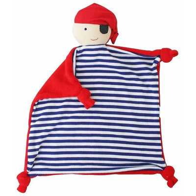 Alimrose - Comforter Pirate Navy - Security Blanket - Alimrose - Afterpay - Zippay Carry Them Close