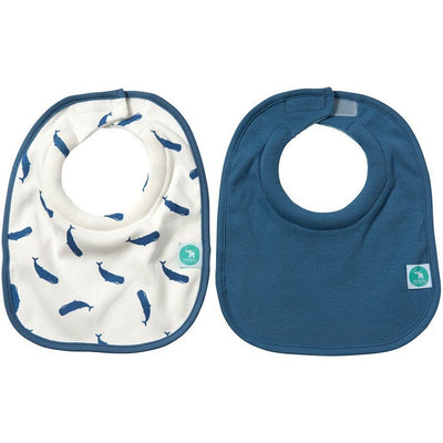 All4Ella Bibs Roll Neck (Set 2) - Whale - Clothing - All4Ella - Afterpay - Zippay Carry Them Close