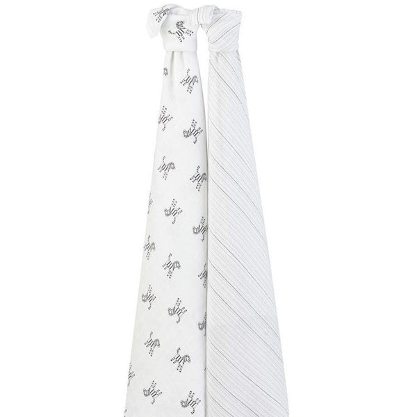 Aden and Anais - Swaddle - 10th anniversary (2 set), , swaddle, Aden and Anais, Carry Them Close  - 1