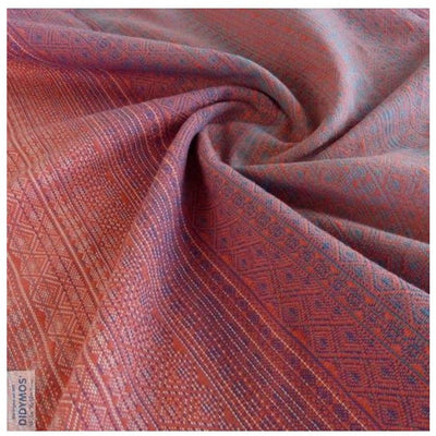 Didymos Ring Sling (DidySling) - Prima Alpenglow, , Ring Sling, Didymos, Carry Them Close  - 2