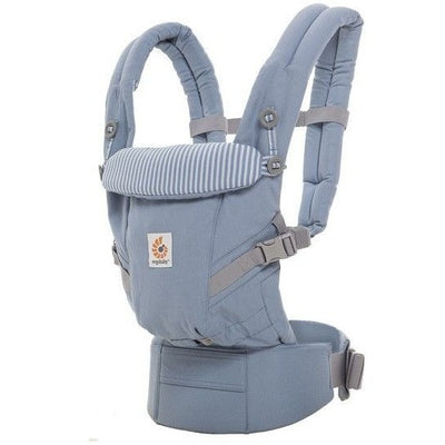 Ergobaby Adapt Carrier - Azure Blue, , Baby Carrier, Ergobaby, Carry Them Close  - 5