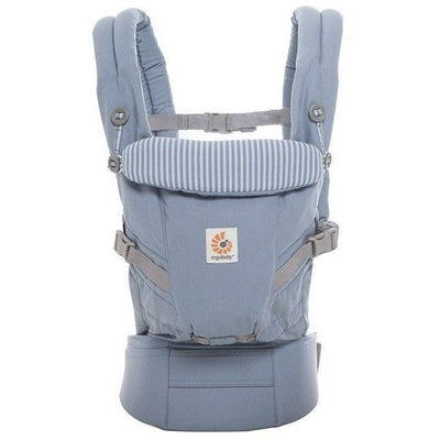 Ergobaby Adapt Carrier - Azure Blue, , Baby Carrier, Ergobaby, Carry Them Close  - 6