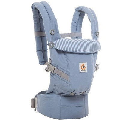 Ergobaby Adapt Carrier - Azure Blue, , Baby Carrier, Ergobaby, Carry Them Close  - 7