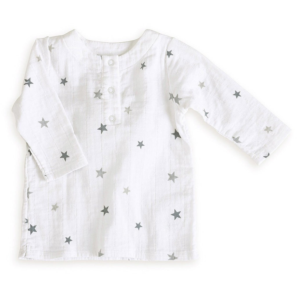 Long Sleeve Tunic Top - Twinkle Tiny Star