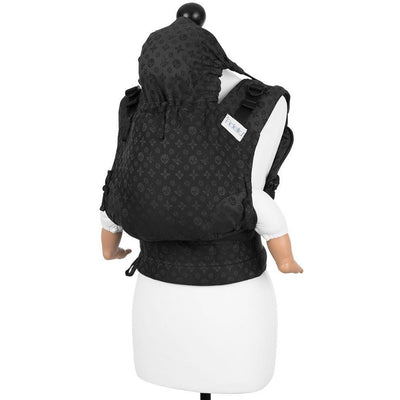 Fidella Fusion Babycarrier - Paris Charming Black - Baby Carrier - Fidella - Afterpay - Zippay Carry Them Close