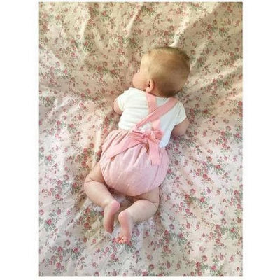 Tilly and Otto - Couture lace swaddle in Paris Petite Pink - Swaddle - Tilly and Otto - Afterpay - Zippay Carry Them Close