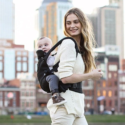 Ergobaby Adapt Carrier - Black, , Baby Carrier, Ergobaby, Carry Them Close  - 4