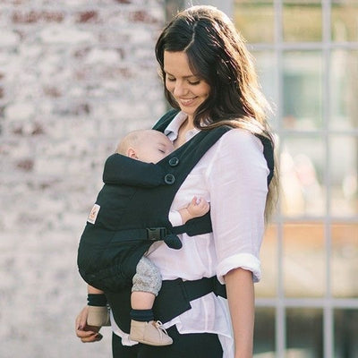 Ergobaby Adapt Carrier - Black, , Baby Carrier, Ergobaby, Carry Them Close  - 1
