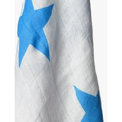 Aden and Anais - Swaddle - Brilliant Blue - swaddle - Aden and Anais - Afterpay - Zippay Carry Them Close