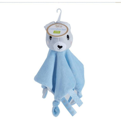 Gro Comforter - Baby Bunny Blue - Security Blanket - The Gro Company - Afterpay - Zippay Carry Them Close