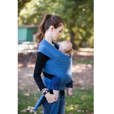 Moby Wrap - Marina - Stretchy Wrap - Moby - Afterpay - Zippay Carry Them Close