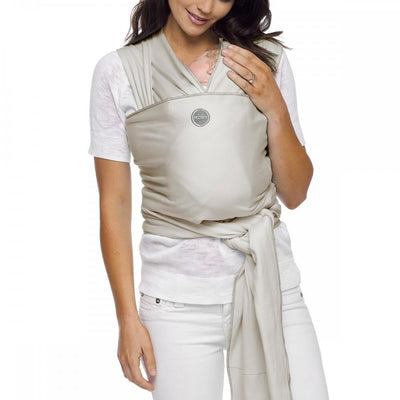 Moby Wrap Bamboo - Cloud - Stretchy Wrap - Moby - Afterpay - Zippay Carry Them Close