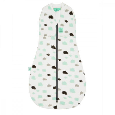 ErgoPouch - Ergo Cocoon Winter Swaddle & Sleeping Bag (2.5TOG) - Clouds - Swaddle - ErgoCocoon - Afterpay - Zippay Carry Them Close