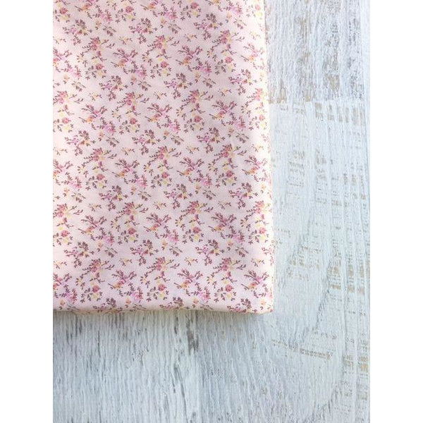 Tilly and Otto - Couture Fitted Cot Sheet in Petite Pink ***Pre-Order*** - Bedding - Tilly and Otto - Carry Them Close