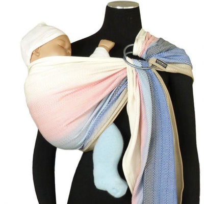 Didymos Ring Sling (DidySling) - Lisca Northern Light - Ring Sling - Didymos - Afterpay - Zippay Carry Them Close