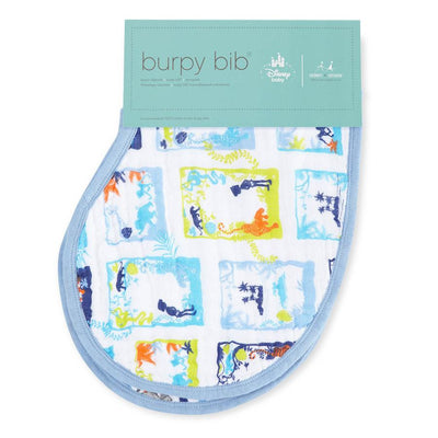 Aden and Anais - Burpy Bib (2 Set) - Jungle Book