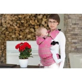 Lenny Lamb Ergonomic Carrier (BABY) - Candy Lace (Second Generation), , Baby Carrier, Lenny Lamb, Carry Them Close  - 3