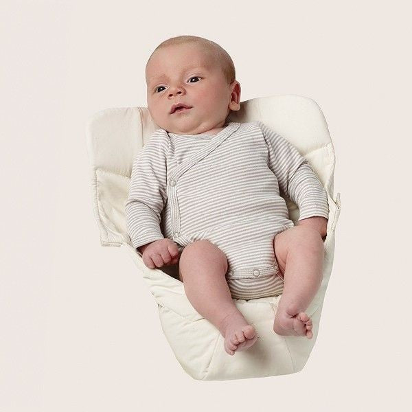 5ba04d7c761 Ergobaby Infant Insert - Easy Snug - Natural - Carrier Accessories -  Ergobaby - Afterpay -
