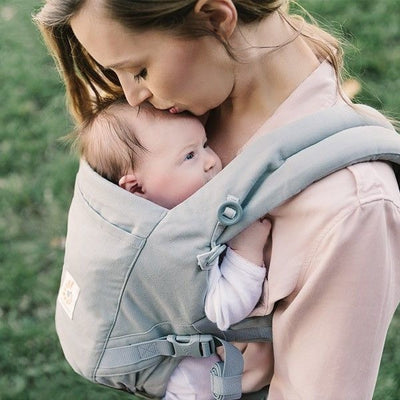 Ergobaby Adapt Carrier - Pearl Grey - Baby Carrier - Ergobaby - Afterpay - Zippay Carry Them Close