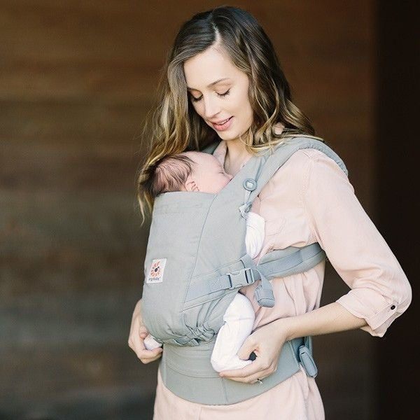 Ergobaby Adapt Carrier - Pearl Grey - Baby Carrier - Ergobaby - Carry Them Close