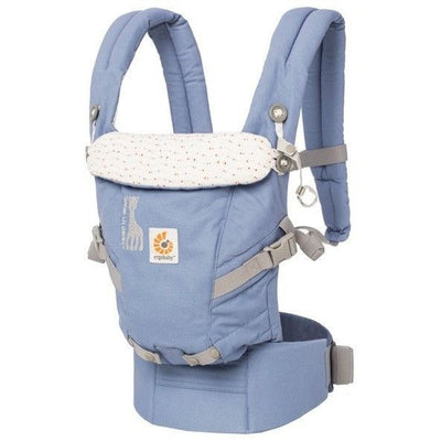 Ergobaby Adapt Carrier - Sophie La Girafe (limited edition) - Baby Carrier - Ergobaby - Afterpay - Zippay Carry Them Close