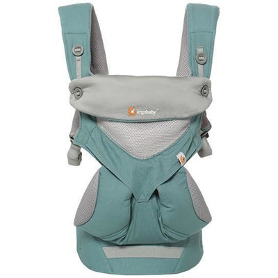 Ergobaby 360 Carrier - Cool Air Icy Mint - Baby Carrier - Ergobaby - Afterpay - Zippay Carry Them Close