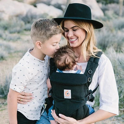 Ergobaby Omni Ergobaby 360 Carrier - Black - Baby Carrier - Ergobaby - Afterpay - Zippay Carry Them Close