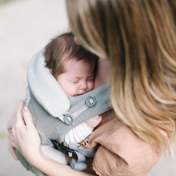 1bb331bfcd5 Ergobaby Omni Ergobaby 360 Carrier - Pearl Grey - Baby Carrier - Ergobaby -  Afterpay -