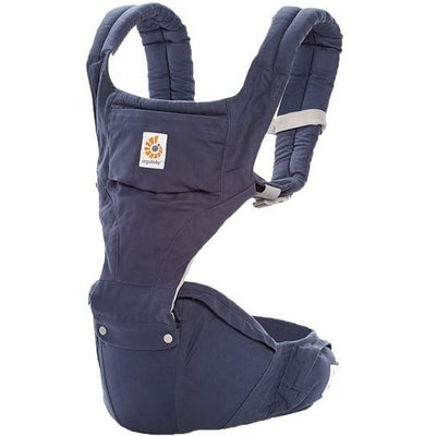Ergobaby Hip Seat Carrier - Twilight Blue - Baby Carrier - Ergobaby - Afterpay - Zippay Carry Them Close