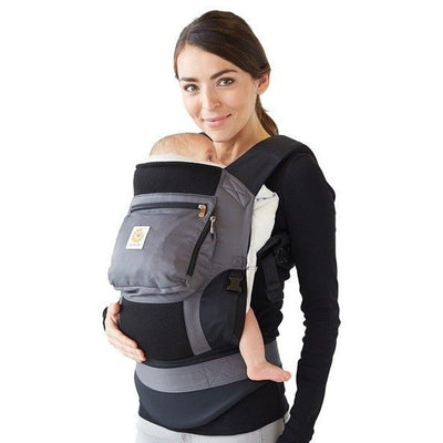 Ergobaby Performance Infant Insert - Cool Natural Mesh - Carrier Accessories - Ergobaby - Afterpay - Zippay Carry Them Close