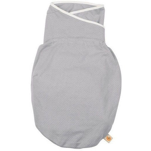 Ergobaby Lightweight Swaddler - Stone (NEW One Size), , swaddle, Ergobaby, Carry Them Close