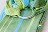 Little Frog Ring Sling - Bamboo Turquoise