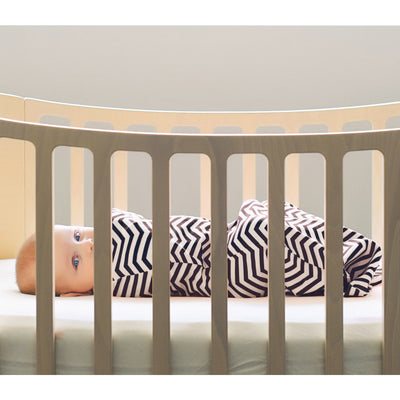 ErgoPouch - AirCocoon Summer Swaddle - Navy Chevron, , Swaddle, ErgoCocoon, Carry Them Close  - 2