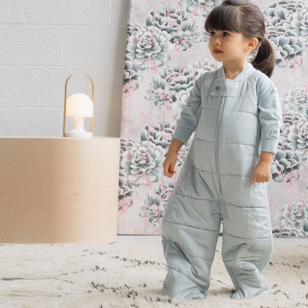 ErgoPouch - Sleep Suit Bag Winter (3.5TOG) - Mint - Baby Sleeping Bags - ErgoCocoon - Carry Them Close