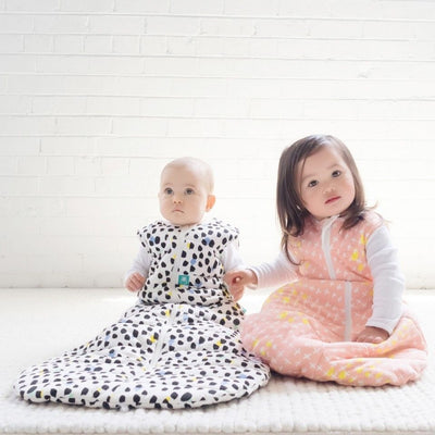 ErgoPouch - Jersey Sleeping Bag Winter (2.5TOG) - Moo - Swaddle - ErgoCocoon - Afterpay - Zippay Carry Them Close