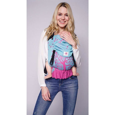 Kokadi Baby Size Flip - Erna Im Wunderland - Baby Carrier - Kokadi - Afterpay - Zippay Carry Them Close