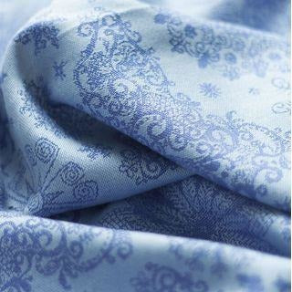 Fidella Woven Wrap - Iced Butterfly Blue Pearl - Woven Wrap - Fidella - Carry Them Close