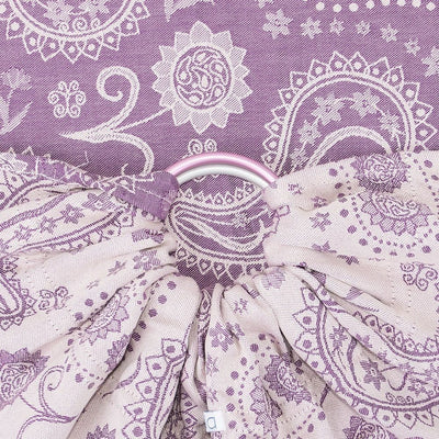 Fidella Ring Sling - Persian Paisley Orchid - Ring Sling - Fidella - Afterpay - Zippay Carry Them Close