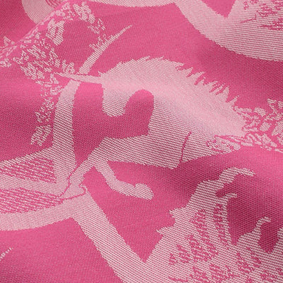 Fidella Ring Sling - Unicorn Tale Pink Rose - Ring Sling - Fidella - Afterpay - Zippay Carry Them Close